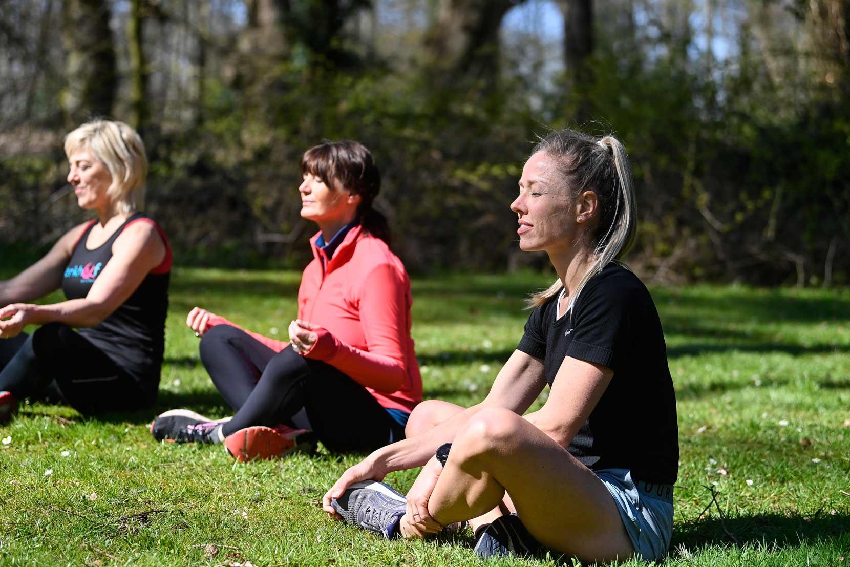 Mindful Run meditatie